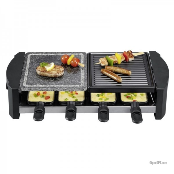 Electric grill Rakletnitsa with natural stone Severin RG 2683