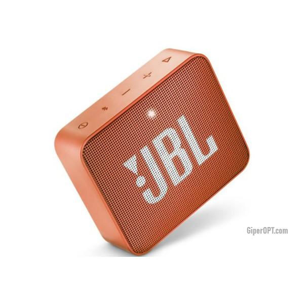 JBL Go 2 Orange Portable Speaker System (JBLGo2ORG).