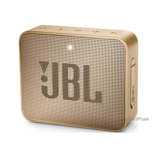 Portable speakers JBL GO2 (JBLGO2CHAMPAGNE) Pearl Champagne