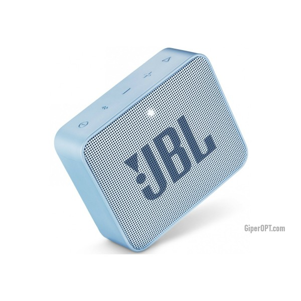 Column speaker JBL Go 2 Ice (JBLGO2CYAN) blue