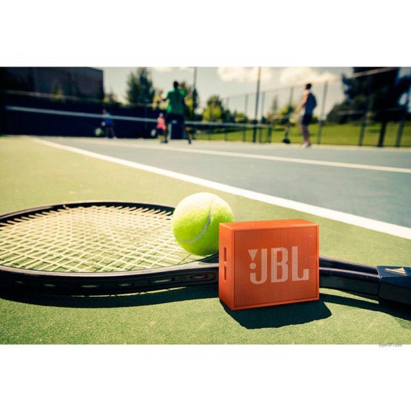 Portable Bluetooth Speakers JBL GO Orange (JBLGOORG)