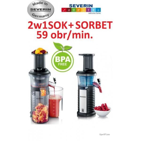 Juicer screw Severin ES 3569