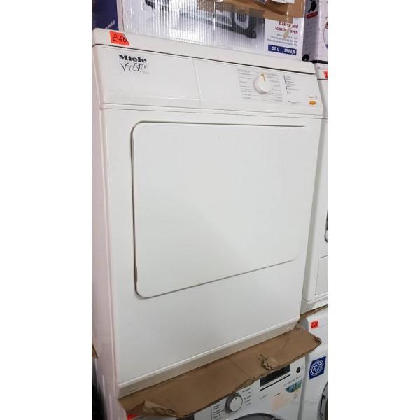 Drying Miele T223 car