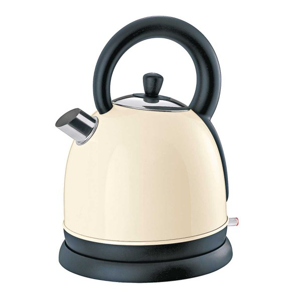 Domed electric kettle ideen welt
