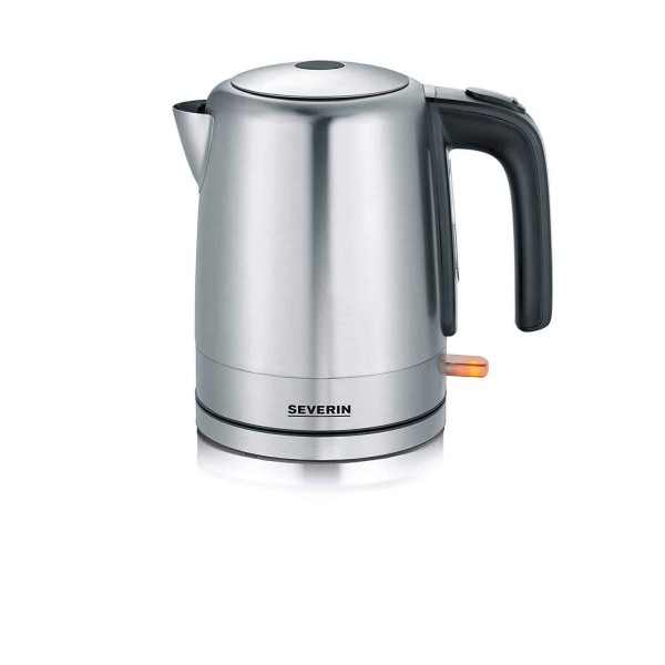 Wireless electric kettle stainless steel Severin WK 3496