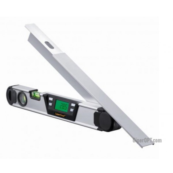 Electronic protractor with internal and external angle indicator Laserliner ArcoMaster 40