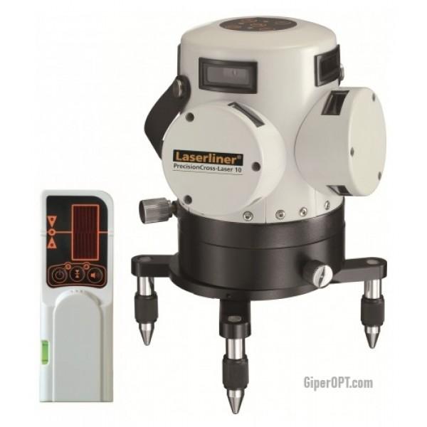 Laser level LASERLINER PrecisionCross-Laser 10 RX