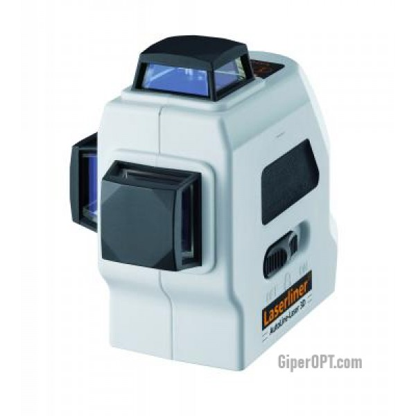 The automatic self-leveled laser level Laserliner AutoLine-Laser 3D