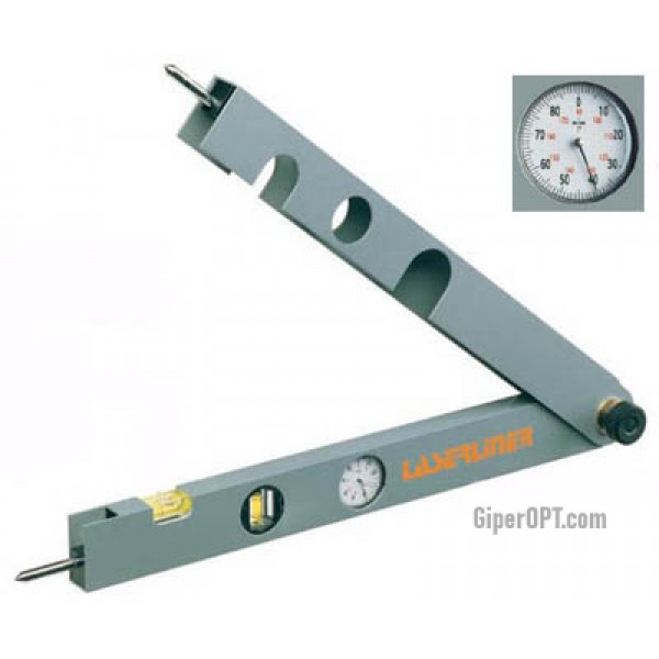 Goniometer mechanical Laserliner Arco-Pilot