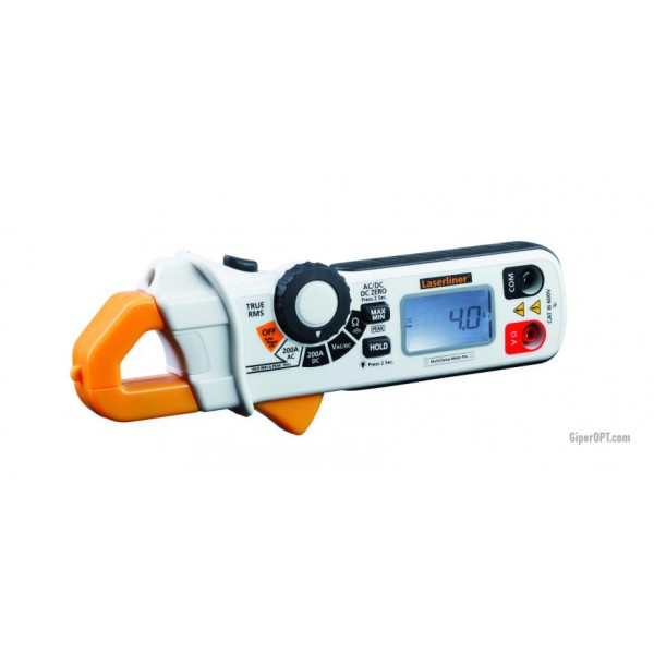Electric Clamp Laserliner MultiClamp-Meter Pro