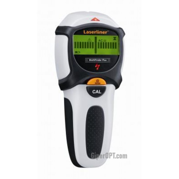 Detector flush wiring, tree Laserliner MultiFinder Plus