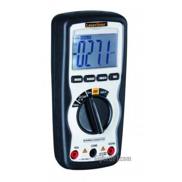 Профессиональный мультиметр Laserliner MultiMeter-Compact