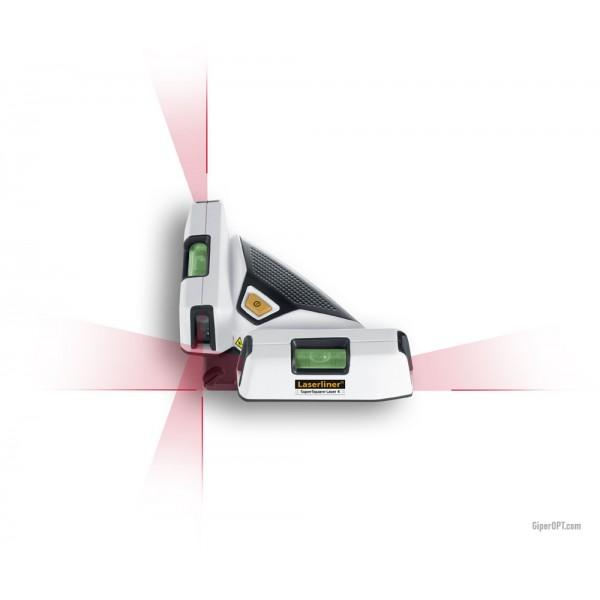 Professional 90 ° linear laser Laserliner SuperSquare-Laser 4