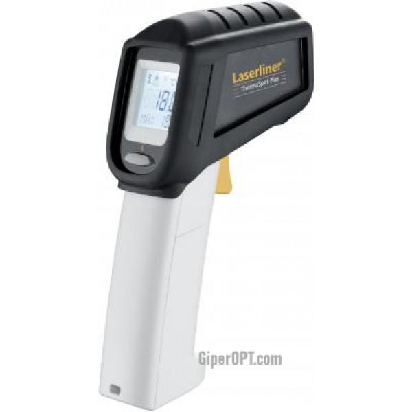Бесконтактный инфракрасный термометр с встроенным лазерным лучом (-38°С...600°С) LASERLINER ThermoSpot Plus