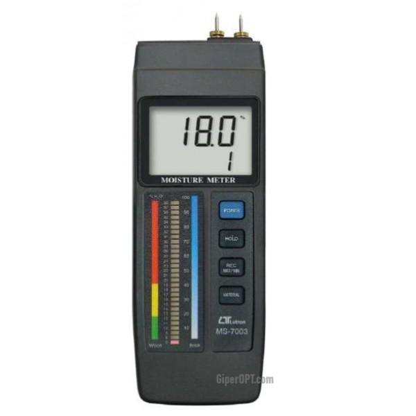 Измеритель влажности бетона и дерева 0-100% Влагомер