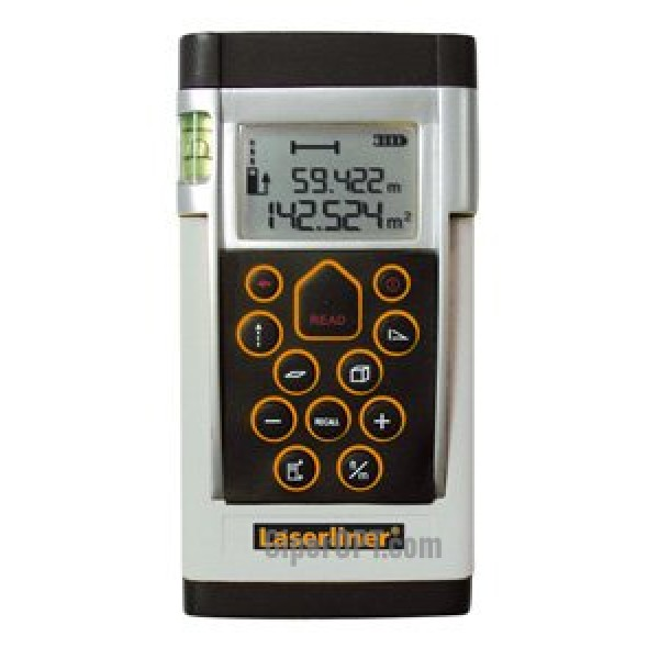 Laser range finder to calculate the length, area and volume Laserliner LaserRange-Master