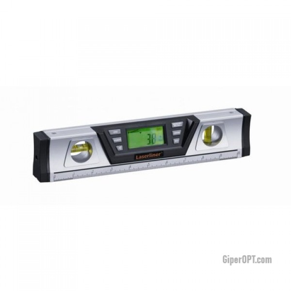 Electronic level with a laser beam Laserliner DigiLevel Pro 30, body length 30 cm