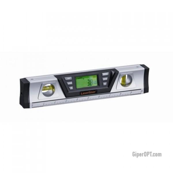 Электронный уровень с лазерным лучом Laserliner DigiLevel Pro 30, длина корпуса 30 см