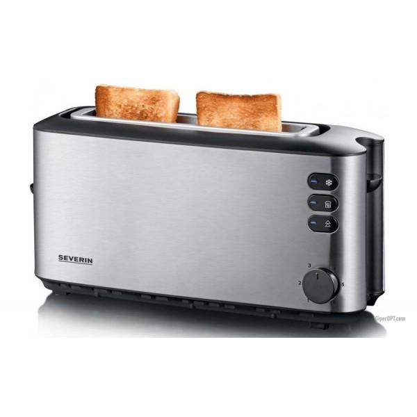 Автоматический тостер с длинным слотом AT 2515 SEVERIN