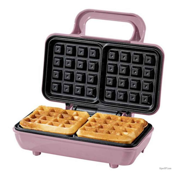 Electric waffle iron ideen welt SW-282 M