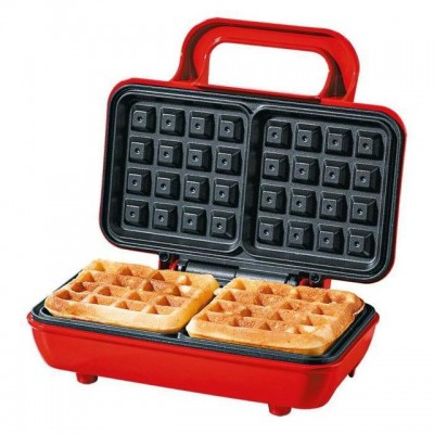 Electric waffle iron for baking Belgian waffles Ideen Welt