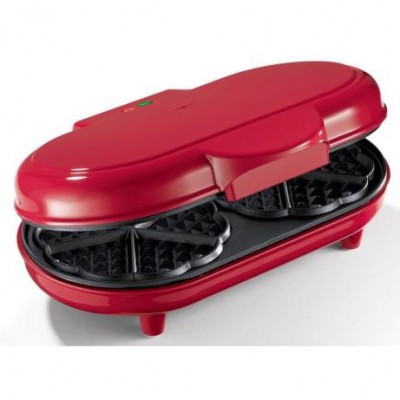 Electric waffle iron Ideen Welt SW-264 double Germany