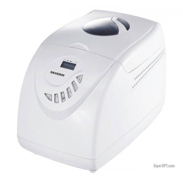 Severin BM 3990 bread machine white 600 W
